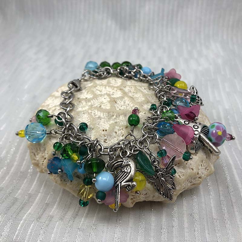 ChainMaille bracelet by The Bead Muse