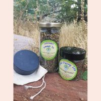 Loose leaf teas by Mountainsong Herbals