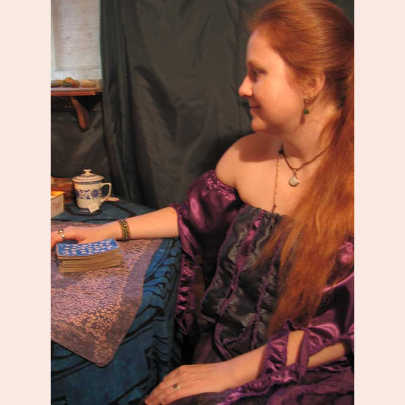 Card and tarot reading by Ancient Mysteries Divination