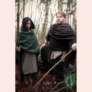 Cloaks and Capes by Chicken Vicious