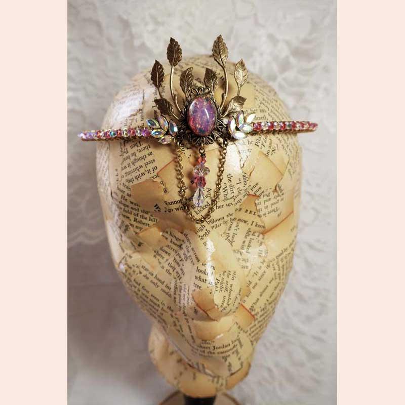 Seelie Queen Crown by Autumn Moon