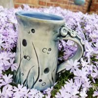 Tentacle Mug by 3 Dandelion Seeds