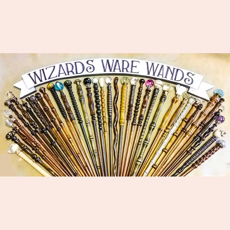 Harry Potter Wands by Wizards Ware Wands