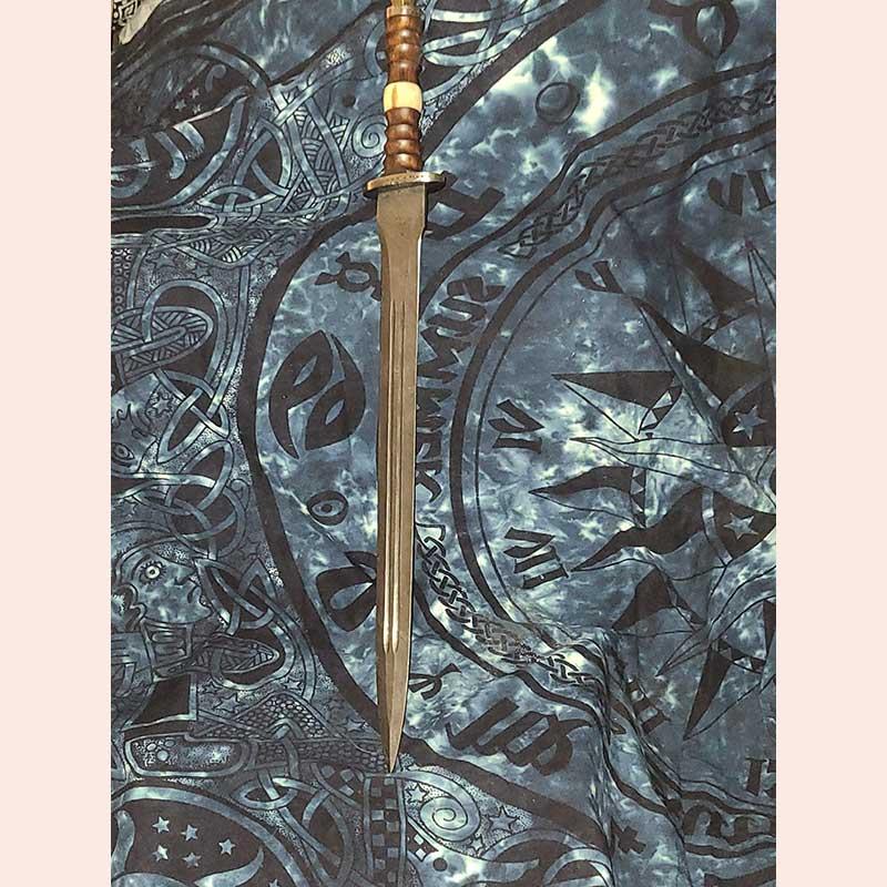 Damascus Sword by RavenloftDesigns