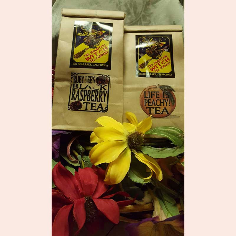Loose Teas by The Tempting Tarts