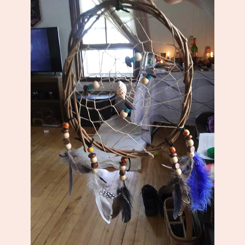 Dreamcatcher by Fairie Dreams Metaphysical
