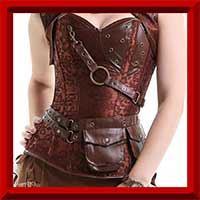 Corsets, Bodices & Cinchers