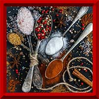 Herbs, Spices, and Ingredients