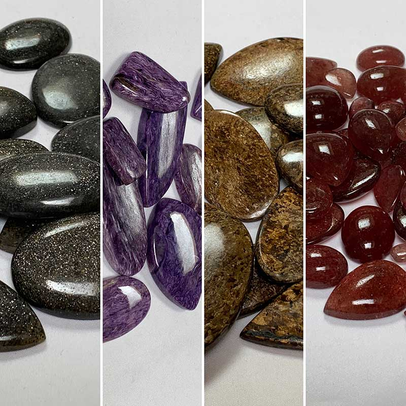 Stones by by Natural Healing Stones