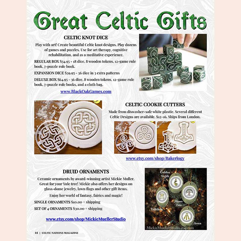 Celtic Nations Magazine